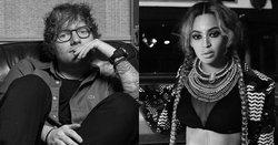 "Ed Sheeran ควง Beyonce ปล่อย ""Perfect Duet"" สุดหวาน"