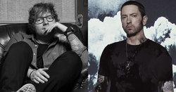 """Ed Sheeran ปลื้ม ได้ร่วมงานกับ Eminem ในเพลง """"River"""""""