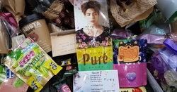 แฟนเพลงทั่วโลกฝากข้อความรำลึกถึง จงฮยอน SHINee ที่ SMTOWN Coex Artium