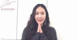 เจสสิก้า ส่งคลิปอ้อนแฟนเพลง ชวนชมมินิคอนเสิร์ตแรกในไทย
