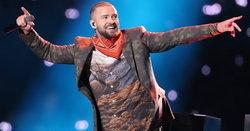 Justin Timberlake ขนเพลงฮิตสะกดคนดูในโชว์พักครึ่ง Super Bowl LII