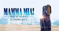 เตรียมตัวพบกับละครเพลงสุดยิ่งใหญ่ Mamma Mia 2 Here We Go Again พร้อมลุ้นรับบัตรชมภาพยนตร์รอบพิเศษ