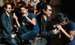 ตูน ก้มกราบ เอก ธเนศ ซึ้งใจได้ร่วมเวทีอีกครั้งในคอนเสิร์ต!!