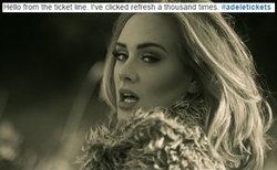 ดราม่าบัตรคอนเสิร์ตเมืองนอกก็มา! เมื่อแฟน Adele ซื้อบัตรไม่ทัน