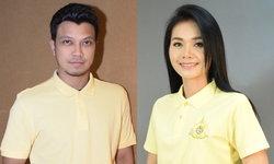 """""""ต่าย อรทัย-หนุ่ม กะลา"""" ปลื้มสุด! ได้รับรางวัล """"เพชรในเพลง"""" เนื่องในวันภาษาไทยแห่งชาติ"""
