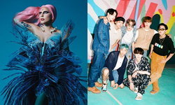 Lady Gaga, BTS นำทีมคว้ารางวัล MTV VMAs 2020