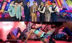 การแสดงสด Lady Gaga, BTS, The Weeknd, Miley Cyrus, Black Eyed Peas ใน MTV VMAs 2020