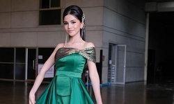"""""""อาม ชุติมา"""" เผยภาพเซ็ทใหม่ในชุดไทย เจอคนคอมเมนต์ให้ไปประกวดนางงาม"""