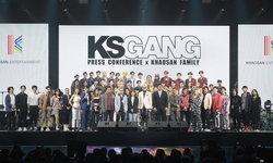 """Khaosan"" จัดงาน ""KS GANG Press Conference x KS Family"" เปิดตัวอวดโฉมศิลปินยกค่าย"