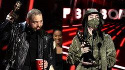 Post Malone และ Billie Eilish นำทีมศิลปินรับรางวัล 2020 Billboard Music Awards