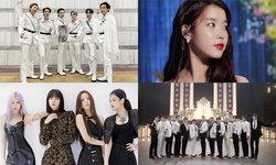 BTS, IU, BLACKPINK, SEVENTEEN นำทีมศิลปินคว้ารางวัล 2020 MAMA