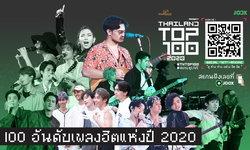 """เพลงฮิตที่สุดแห่งปี! """"วาฬเกยตื้น"""" คว้าอันดับ 1 ใน """"Thailand Top 100 by JOOX 2020"""""""