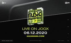 เปิดไลน์อัพศิลปินร่วมงาน MAMA 2020 ดูไลฟ์ฟรีที่ JOOX 6 ธ.ค. นี้