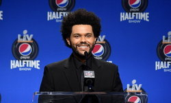 The Weeknd เตรียมพร้อมขึ้นโชว์ Super Bowl LV Halftime Show แบบ new normal 8 ก.พ. นี้