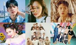 ไอดอลเกาหลีโหวตใครหน้าตาดีที่สุด-อยากเป็นเพื่อนด้วยมากที่สุดในปี 2021