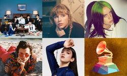 BTS, Taylor Swift, Billie Eilish, Harry Styles, Dua Lipa นำทัพศิลปินขึ้นแสดงเวที GRAMMYs 2021