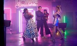 """""""ไอซ์ พาริส"""" โชว์ลีลาพลิ้วประชัน 4 สาวในเอ็มวีเพลงใหม่ """"นาทีนี้ (Let's Love)"""""""