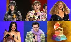 Billie Eilish, Taylor Swift, Beyoncé, Dua Lipa, Harry Styles คว้ารางวัลใหญ่ GRAMMYs 2021