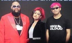 """""""พิมรี่พาย-ฟักกลิ้ง ฮีโร่-หลุยส์"""" จับมือเปิดตัวค่ายเพลงใหม่ High Cloud Entertainment"""