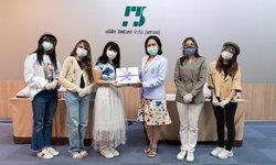 BNK48-CGM48 ร่วมใจช่วยบุคลากรทางการแพทย์ มอบอาหารเพื่อสู้ภัยโรคโควิด-19