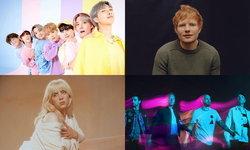 BTS, Ed Sheeran, Billie Eilish, Coldplay นำทีมศิลปินขึ้นเวที Global Citizen 2021