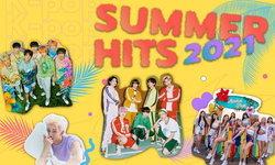K-POP Summer Hits 2021 เพลงเกาหลีสดใสรับฤดูร้อนพร้อมเที่ยวทะเลทิพย์