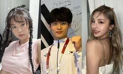 """เจนนี่ BLACKPINK-เยจี ITZY ให้กำลังใจ """"ฮวังซอนอู"""" นักกีฬาว่ายน้ำโอลิมปิก หลังเผยเป็นแฟนคลับ"""