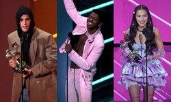 Justin Bieber, Lil Nas X, Olivia Rodrigo นำทีมศิลปินรับรางวัล 2021 VMAs