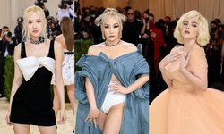 โรเซ่ BLACKPINK, CL, Billie Eilish: เก็บตกแฟชั่น Met Gala 2021 ของเหล่าศิลปิน (ภาพ)