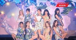 """Twiceland Zone 2 in Bangkok"" 9 สาวคนเดิม เพิ่มเติมคือพัฒนาการที่น่าอัศจรรย์!"