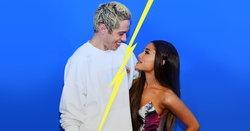 Ariana Grande เลิกกับคู่หมั้นหนุ่ม Pete Davidson หลังหมั้นได้ 5 เดือน