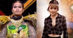 """เปิดคลิป! ป๊อปปี้ ไมค์ทองคำ ร้องเพลงสวมรอยเป็น """"ตั๊กแตน ชลดา"""" ใน The Mask Line Thai"""