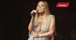 """Mariah Carey Live in Bangkok"" ราตรีไร้ความเศร้า ของดีวาเสียงเหนือกาลเวลา"