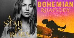 Lady Gaga-Bohemian Rhapsody เข้าชิง Golden Globe Awards 2019