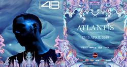 """4B"" บุก ATLANTIS WATER FESTIVAL พร้อมขนทัพศิลปินไทย ต่างประเทศ และสาวสวยกว่า 200 คน"