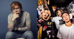 """Ed Sheeran"" เผยอยากทำเพลงญี่ปุ่นกับ ""ONE OK ROCK"""