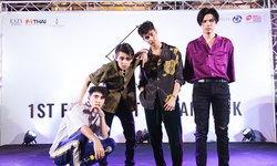 INTERSECTION 1ST FAN EVENT IN BANGKOK ครั้งแรกกับ 4 หนุ่มหน้าฝรั่งจากญี่ปุ่นกับมีตติ้งสุดอบอุ่น