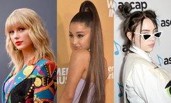 Taylor Swift, Ariana Grande, Billie Eilish นำทัพศิลปินรับรางวัล MTV VMAs 2019