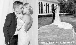 Justin Bieber แต่งงานกับ Hailey Baldwin ในรีสอร์ทสุดโรแมนติก
