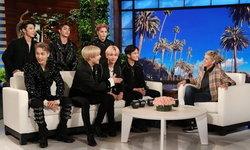 SuperM เปิดตัวยิ่งใหญ่ ออกรายการ The Ellen DeGeneres Show