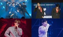 K-POP FESTA IN BANGKOK ท็อปฟอร์ม ศิลปินจัดเต็มโชว์สุดร้อนแรง