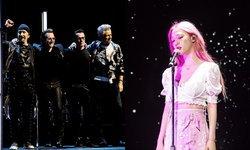 """U2 ยกย่อง """"ซอลลี่"""" และผู้หญิงเกาหลีใต้หลายคนในคอนเสิร์ตครั้งแรกที่กรุงโซล"""