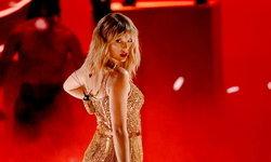 Taylor Swift ลอยลำ คว้า 5 รางวัล American Music Awards 2019