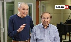 """ทำความรู้จัก """"Senior Song Book"""" กลุ่มศิลปินที่นำโดยนักแต่งเพลงวัย 102 ปี"""