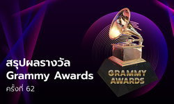 Grammy Awards 2020: Billie Eilish ผงาดเหมารางวัลใหญ่ 5 สาขา