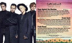 """""""BIGBANG"""" สร้างประวัติศาสตร์! บุกเทศกาลดนตรี """"Coachella 2020"""""""