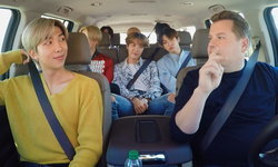 BTS Carpool Karaoke เผยใครชอบทะเลาะกันในวง เต้นแอโรบิก ร้องเพลง Bruno Mars, Post Malone