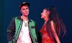 """""""Justin Bieber"""" ควง """"Ariana Grande""""  ปล่อยเพลงใหม่ """"Stuck With U"""""""