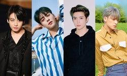 """ค่ายยืนยัน """"จองกุก BTS, อึนอู ASTRO, แจฮยอน NCT, มินกยู Seventeen"""" ไปอิแทวอนช่วง """"โควิด-19"""" ระบาด"""