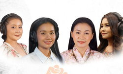 """""""ต่าย อรทัย"""" ชวนศิลปินลูกทุ่งมากฝีมือ ส่งเพลง """"อย่ายอมแพ้"""" ให้กำลังใจชาวไทย"""